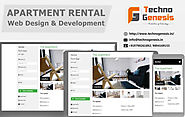 Apartment Web Designing Services & Apartment Web Development Madurai – Techno Genesis