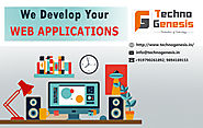 Affordable Web Application Development Company in Madurai – Techno Genesis