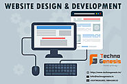Web Designing and Custom App Development in Madurai – Techno Genesis