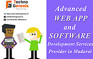 Advanced Web App and Software Development Company Madurai – Techno Genesis