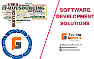 Software Development Services around India – Techno Genesis