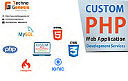 PHP Web Application Development Company Tamilnadu – Techno Genesis