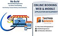 Online Ticket Booking Web & Mobile App Development in Madurai – Techno Genesis