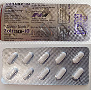 Zolpidem 10mg Sleeping Pill – Quick Solution to Insomnia and Sleeping Disorder