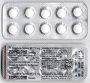 Buy Zopiclone 7.5MG Sleeping Pills and Tablets Online in UK