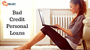 Bad Credit Personal Loans - Applying For Cash Advance Online