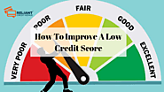 How To Improve A Low Credit Score