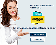 Get the Best High-Quality Custom-Made Promotional Calendars