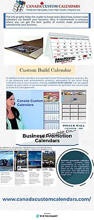 Get the best high-quality custom-made calendars
