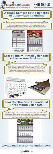 Look For The Best Promotional Calendars