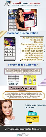 Business Promotional Calendars