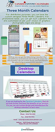 Promotional Business Calendars | Piktochart Visual Editor