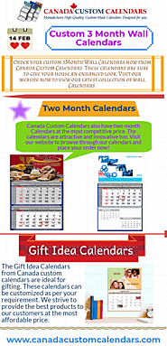 Business Promotion Calendars