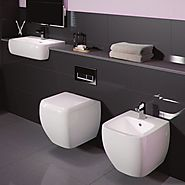 Wall Hung Bathroom Suites