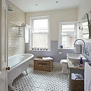 Shabby Chic Bathroom Suites