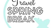 Spring break places