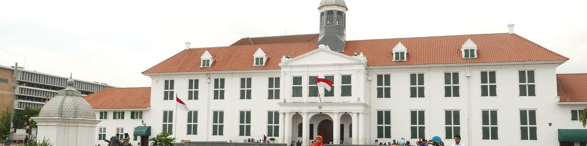 Headline for Historical Places of Interest in Jakarta - Top 5 places to visit for the history buff