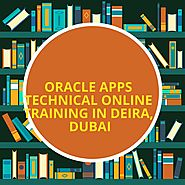 Oracle Apps Technical Online Training in Deira, Dubai