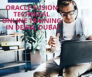 Oracle Fusion Technical Online Training in Deira, Dubai