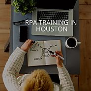 RPA Training in Houston