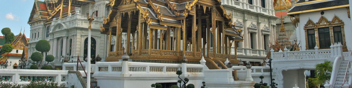 Headline for 6 Best Things To Do in Bangkok- Top 6 Tourist Activities to Experience in Thai Capital
