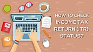 How to Check Income Tax Return (ITR) Status - HostBooks