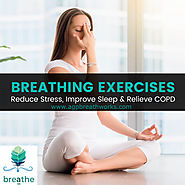 Reduce your belly fat with these breathing techniques..