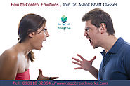 how to control your emotions with some steps