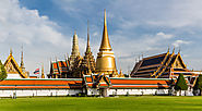Sightseeing: Grand Palace and Wat Prakeaw