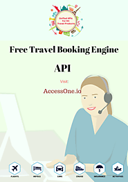 Free Travel API- AccessOne.io
