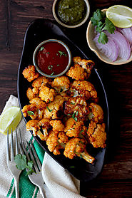 Gobi (Cauliflower) Tikka