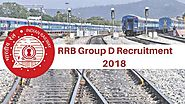 RRB Group D Recruitment 2018: Link has Re-Opened For Upload Correct Photo