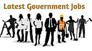 Latest Government Jobs 2018 – 10th, 12th & Graduation Jobs, Updated Govt Recruitment