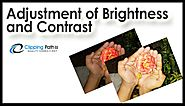 Adjustment of Brightness and Contrast in Photoshop | Clipping Path | Remove Background From Image | Photo Cutout