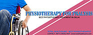 Physiotherapist for Paralaysis in Delhi