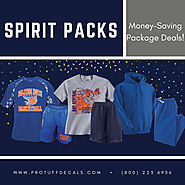 Spirit Combo Pack Package Deals | Pro-Tuff Decals
