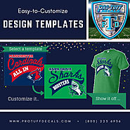 Easy to Customize Design Templates