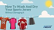 How to Wash Your Sports Jersey without Damaging It | Pro-Tuff Decals
