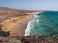 Surfers Beach, El Cotillo