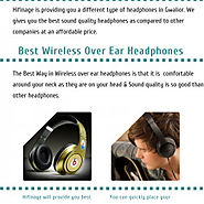 Best Cheap Wireless Over Ear Headphones | Visual.ly