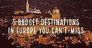 Europe Holiday Packages | Europe Honeymoon Tour Packages