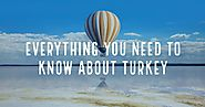 Book Turkey Holiday Packages | Tureky Honeymoon Packages | Antilog Vacations Travel Blog
