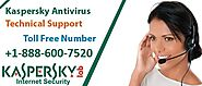 Effective Kaspersky Support Service to Safeguard your Confidential Data against All Cyber Threats - supportforkaspers...