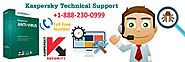 Kaspersky Tech Support is now Just a Call Away – Technical Support Number +1-888-230-0999 for Kaspersky Antivirus