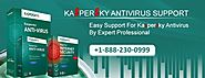 Kaspersky Support to Quick Fix Your Antivirus Problems – Technical Support Number +1-888-230-0999 for Kaspersky Antiv...