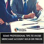 What Causes Merchant Account Hold Or Freeze & How To Avoid This?