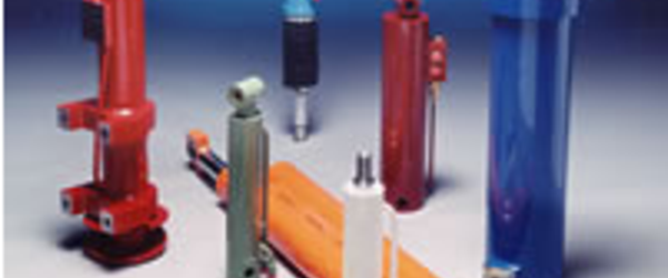 Headline for Hydraulic cylinders