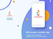 Professional Jewelry App Design & Development by Excellent WebWorld - Dribbble