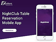 Nightclub Table Reservation Mobile App by Excellent WebWorld - Dribbble