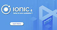 Latest Announcement of Ionic 4 Beta :: Ionic Framework